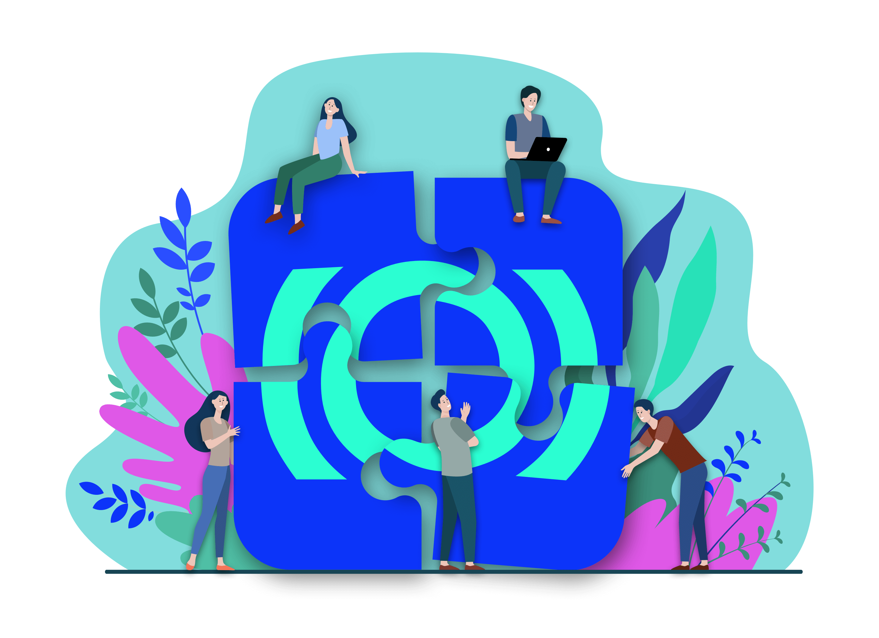 Okos casco: közösség